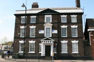 The Big House, home of Josiah Wedgwood's uncles, Burslem, Stoke-on-Trent