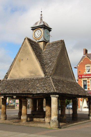 The Buttercross, Market Square, Witney