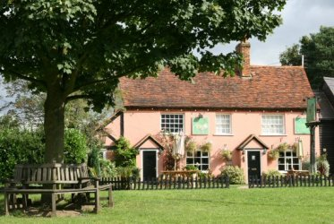 The Cock Inn, The Green, Polstead