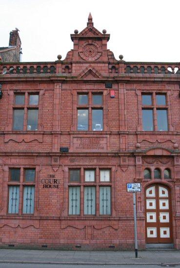 The Court House, Burslem, Stoke-on-Trent