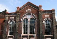 The Dr. Cooke Memorial School, Burslem, Stoke-on-Trent