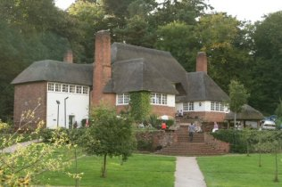 The Drum Inn, Cockington