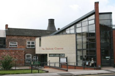 The Dudson Centre, Hope Street, Hanley, Stoke-on-Trent