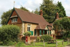 The Evelyn Hall, Abinger Common