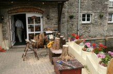 The Exotic Woodcraft Co, West Looe, Looe