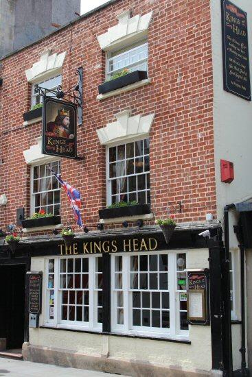 The King's Head, Wells