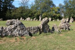 The King's Men Stone Circle, The Rollright Stones, Long Compton
