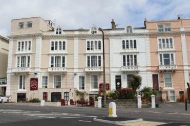 The New Ocean Hotel, Madeira Cove, Birnbeck Road, Weston-super-Mare