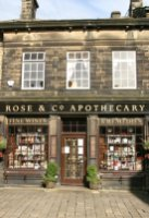 The Old Apothecary, (now owned by Rose & Co.) Haworth
