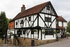 The Old Bell pub, Old Oxted
