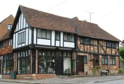 The Old Light Shop and The Old Cottage, Beadles Lane, Old Oxted