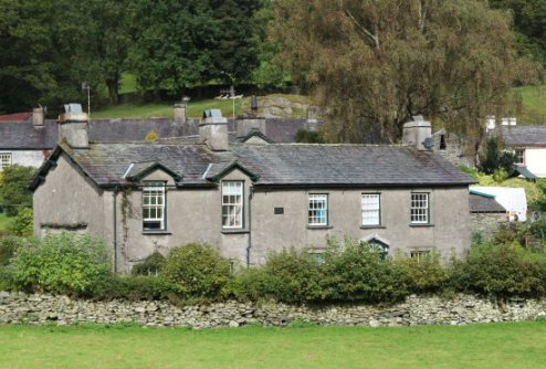 The Old Post Office, The Tale of the Pie and the Patty-Pan, Beatrix Potter, Near Sawrey