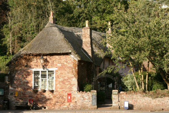 The Old School House, Cockington