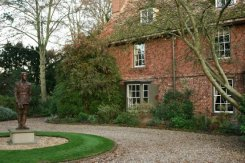 The Old Vicarage, Grantchester