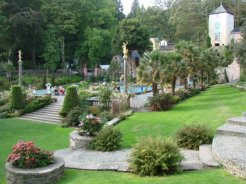 The Piazza, Portmeirion