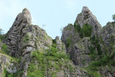 The Pinnacles, Cheddar Gorge, Cheddar