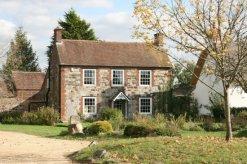 'The Poplars' cottage, Wool
