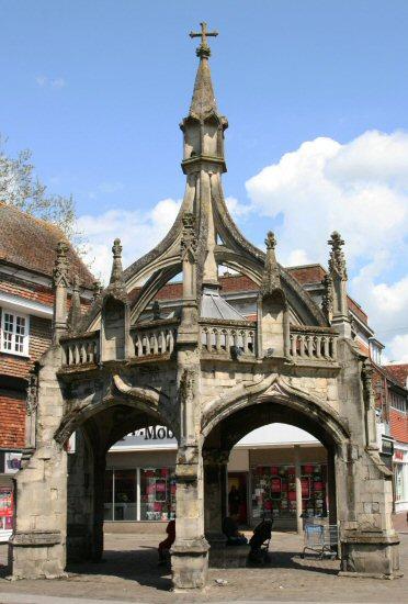 The Poultry Cross, Salisbury