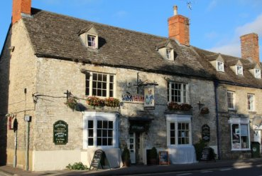 The Punch Bowl, Oxford Street, Woodstock