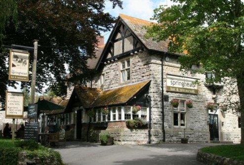 The Springhead pub, Sutton Poyntz, near Weymouth