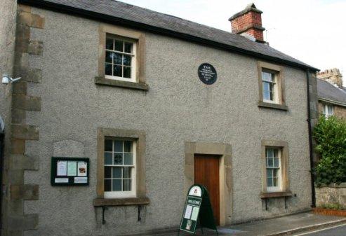 The Wesleyan Methodist Sunday School, Baslow
