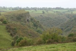 Thor's Cave, Manifold Valley and Grindon, Peak District