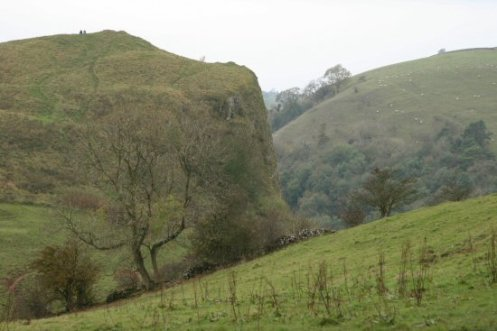 Thor's Cave, Manifold Valley, Peak District