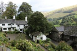 Townend and Townend Barn, Troutbeck