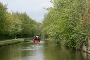 Trent and Mersey Canal, Stoke-on-Trent