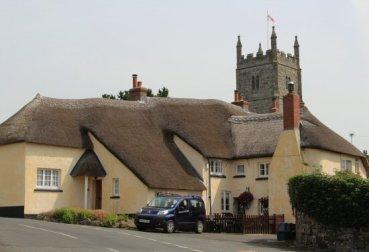 Trinity Cottage, Drewsteignton