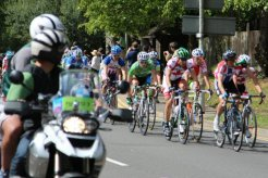 U.S.A., Canada. London – Surrey Cycle Classic Race, 14th August 2011