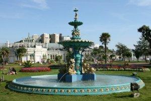 Victorian Fountain, Princess Gardens, Torquay