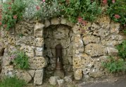 Village pump, North Cerney