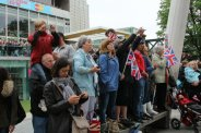Visitors, Southbank, Queen's Diamond Jubilee, Thames Pageant