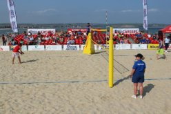 Volleyball England Beach Tour, (mens) 2011, Weymouth