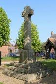 War Memorial, St. Michael's Churchyard, Lambourn