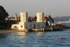 Watch Towers, Brownsea Castle, Brownsea Island