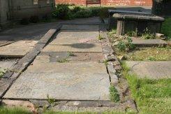 Wedgwood family graves, St. John's Churchyard, Burslem, Stoke-on-Trent