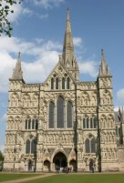 West Front, Salisbury Cathedral, Salisbury