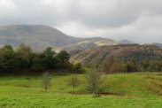 Wetherlam and Holme Fell, from above Tarn Hows