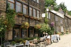 Wharenui Cafe, Main Street, Haworth