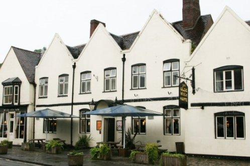 White Harte pub, Kinver