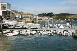 Whitestrand Pontoon, Whitestrand Quay, Salcombe