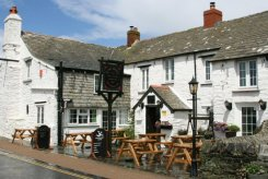 Ye Olde Malthouse Inn, Tintagel