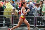 Alessandra Aguilar, Spain. Women's Olympic Marathon, 2012