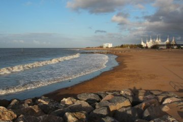 Beach and Butlins Resort, Minehead