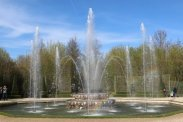 Grove of The Three Fountains, Gardens, Palace of Versailles