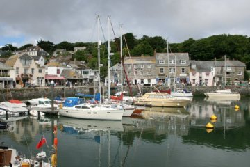 Padstow Harbour, Padstow