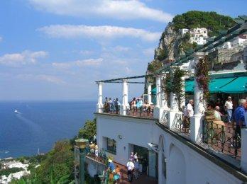 Piazzetta, Capri