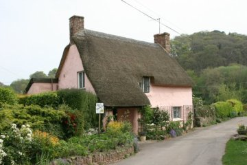 Rose Cottage, Dunster, Exmoor